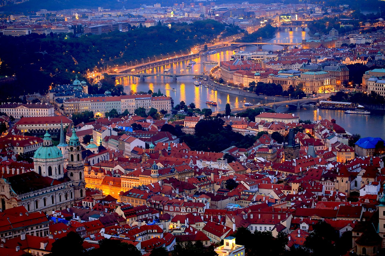 Sights to see in prague
