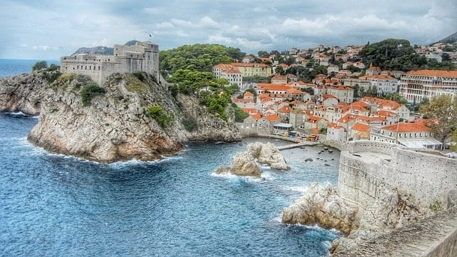 Getting From Dubrovnik Airport To City