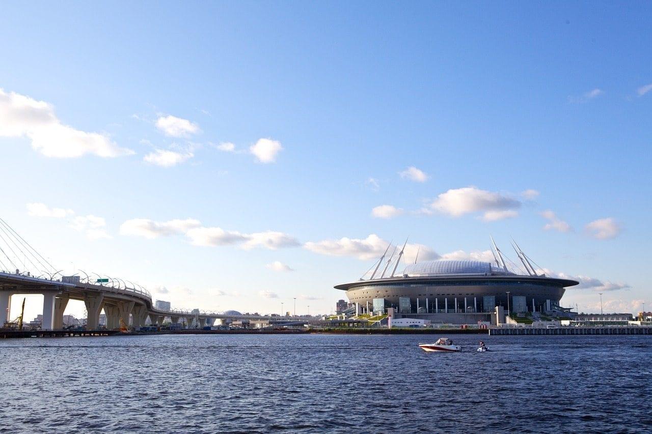 st petersburg russia stadium