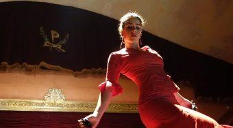 Seville flamenco dance