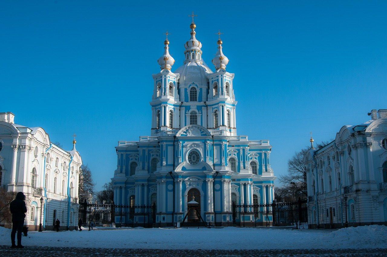 walking tour st petersburg russia