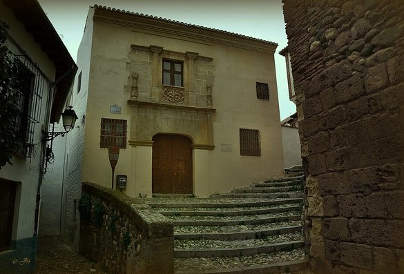 Granada Casa de Porras