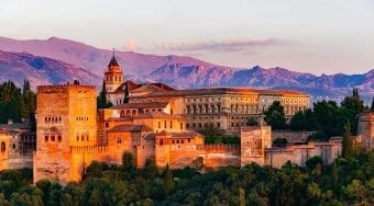 walking tour of granada spain