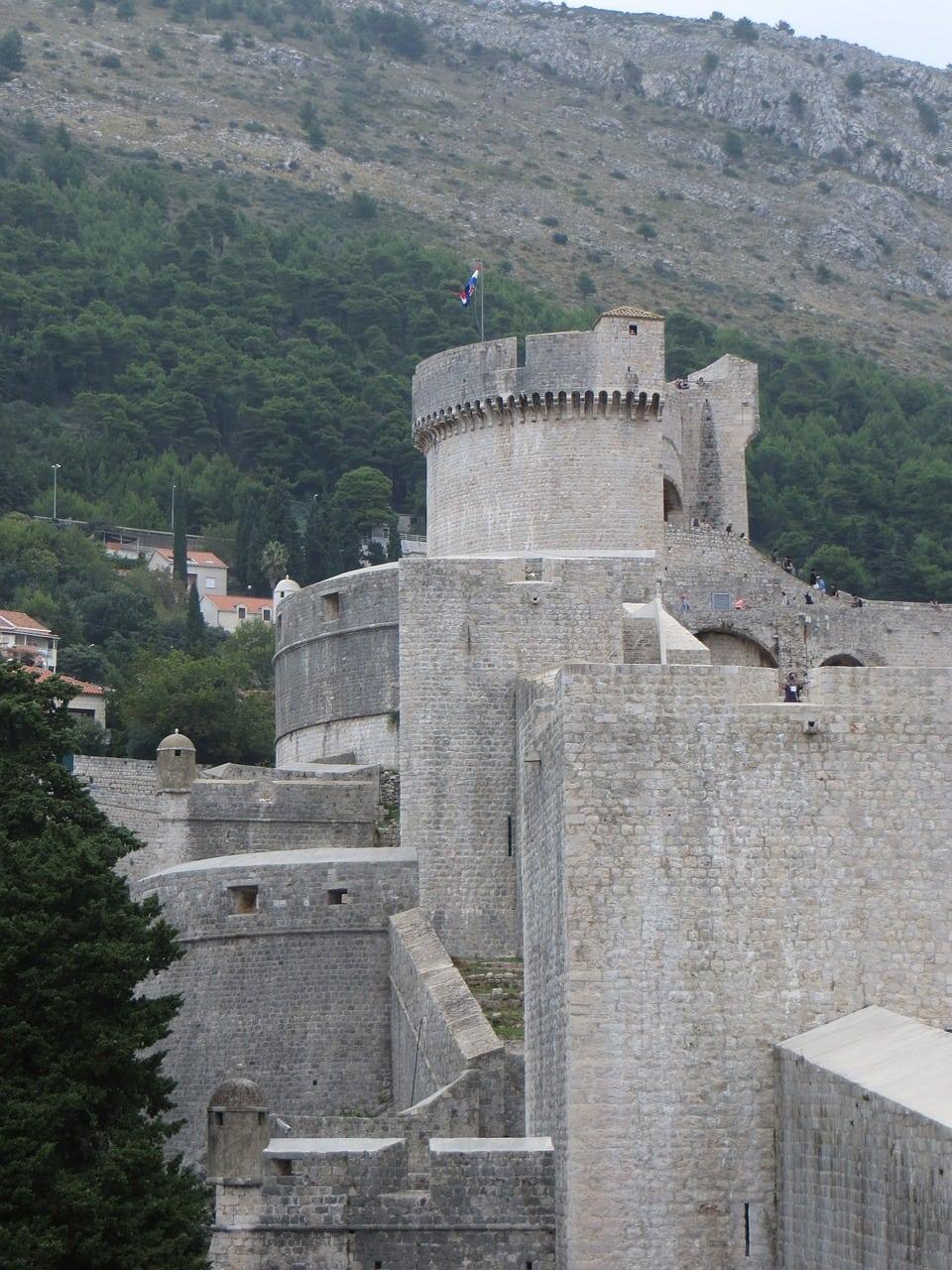 dubrovnik croatia filming location