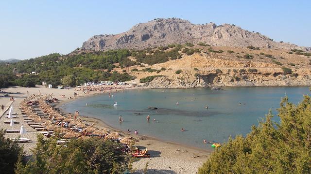 Rhodes-Glystra-Beach