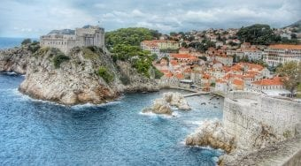 game of thrones filmed dubrovnik croatia