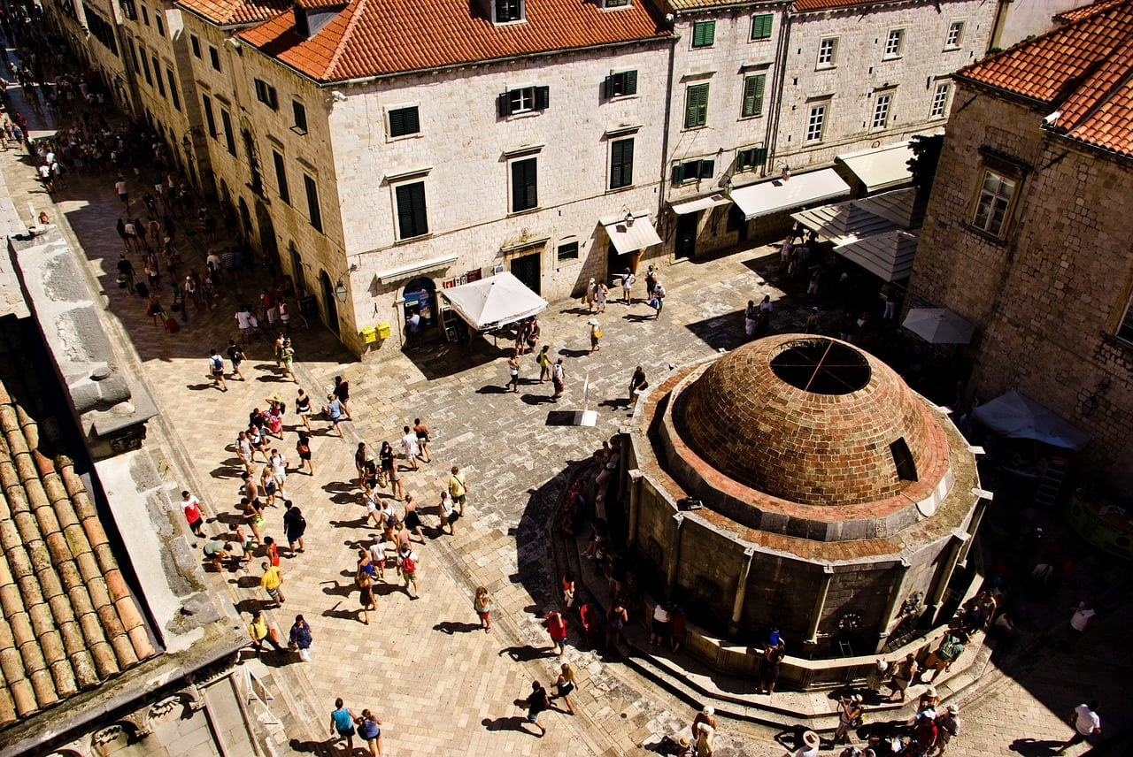 games of thrones location dubrovnik croatia