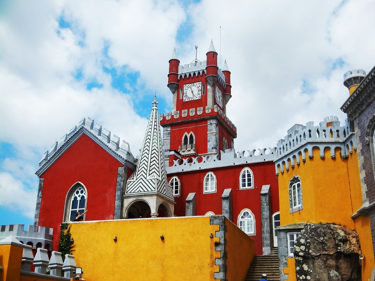 day trip from lisbon portugal to sintra