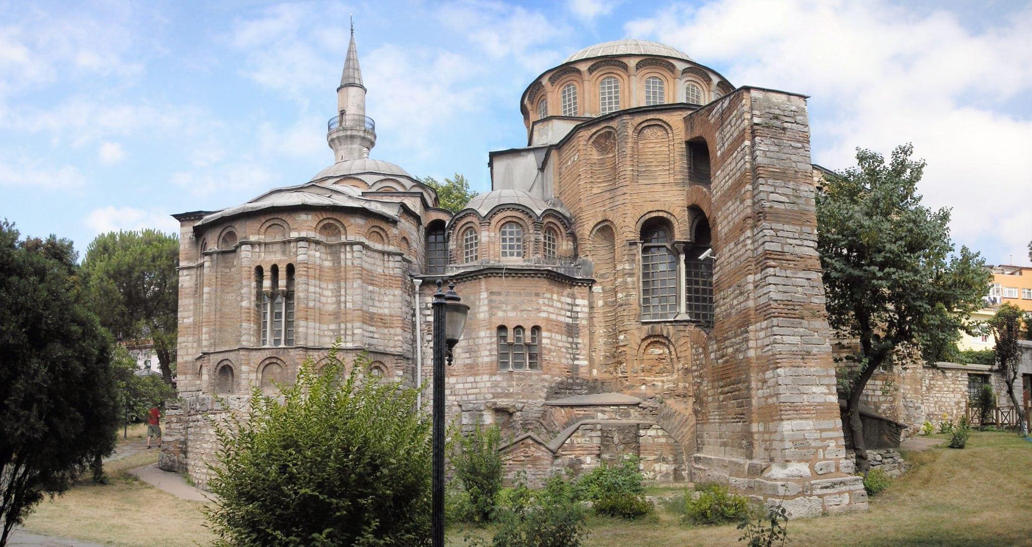 beautiful buildings in istanbul museum