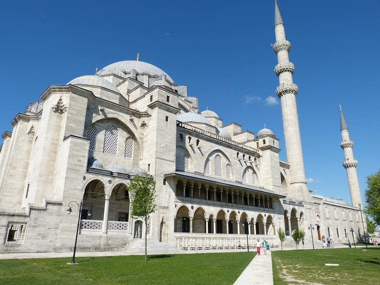 most beautiful places to go in istanbul - Süleymaniye Mosque