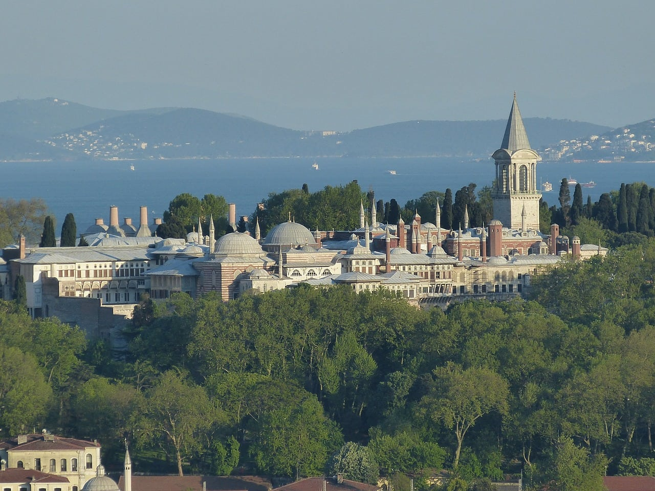 beautiful palace istanbul