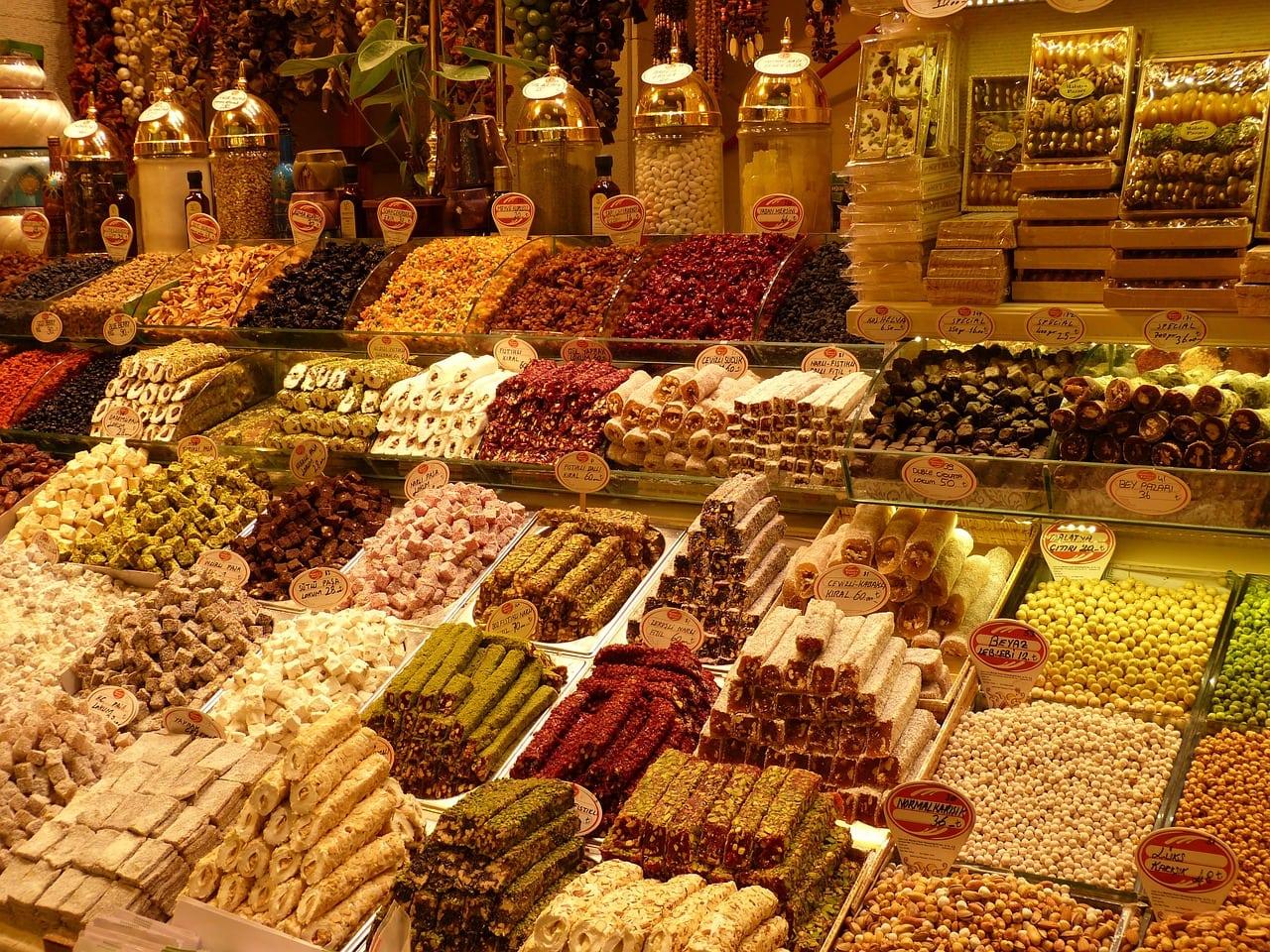 beautiful buildings grand bazaar istanbul