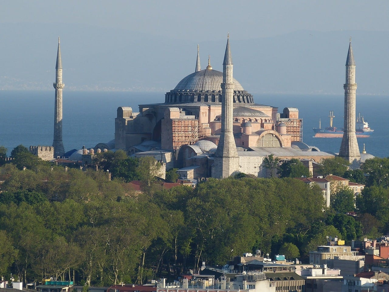 beautiful religious sites in istanbul