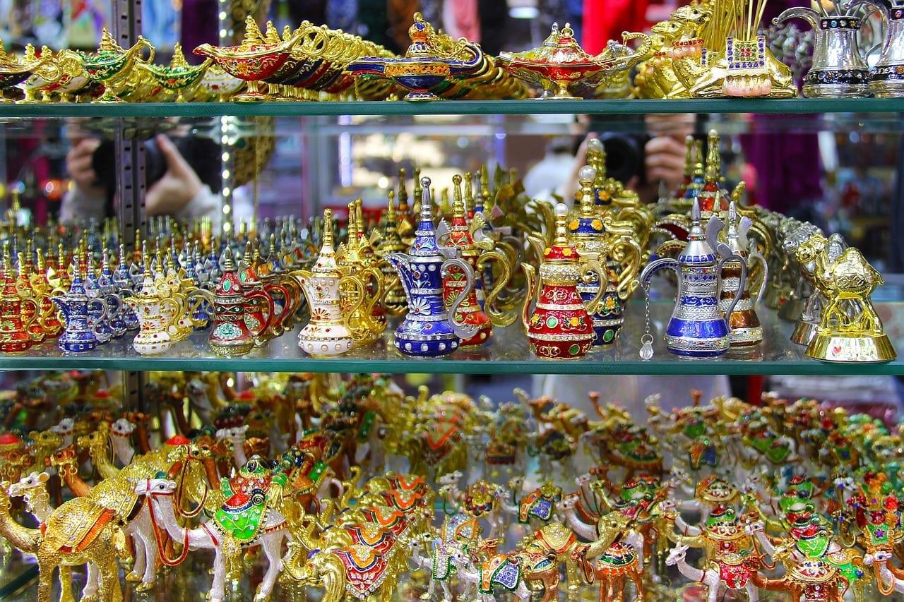 best luxury shopping in dubai