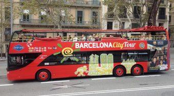 Barcelona Bus City Tour