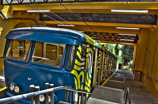 Barcelona Funicular 2