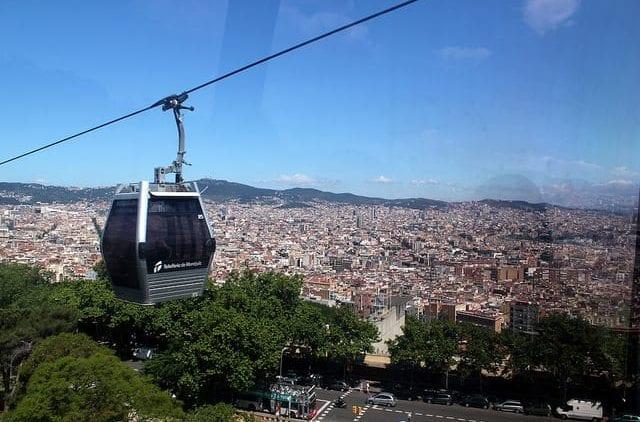 Barcelona Teleferic