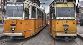 Budapest-transportation-tram