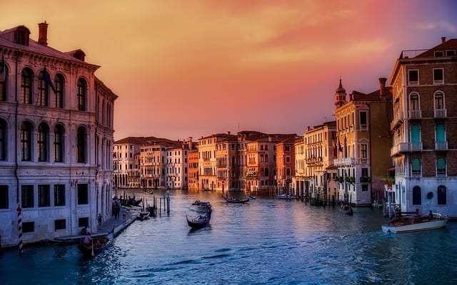 Transfer Options From Treviso Airport To Venice