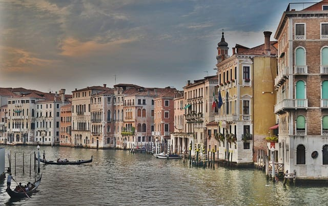 Getting From Venice Airport To City Centre Of Venice