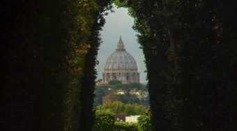 Rome Malta Keyhole