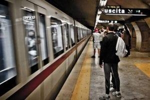 Rome Metro Large