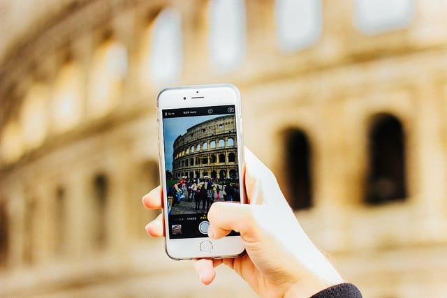 Rome Mobile Phone