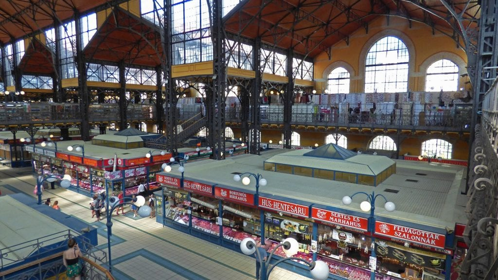 great market Budapest