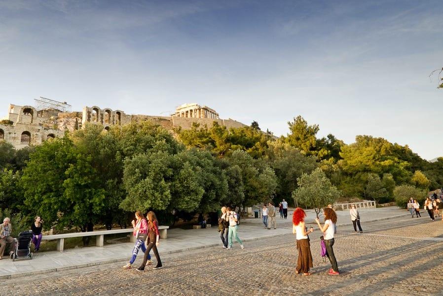 Acropolis on Foot