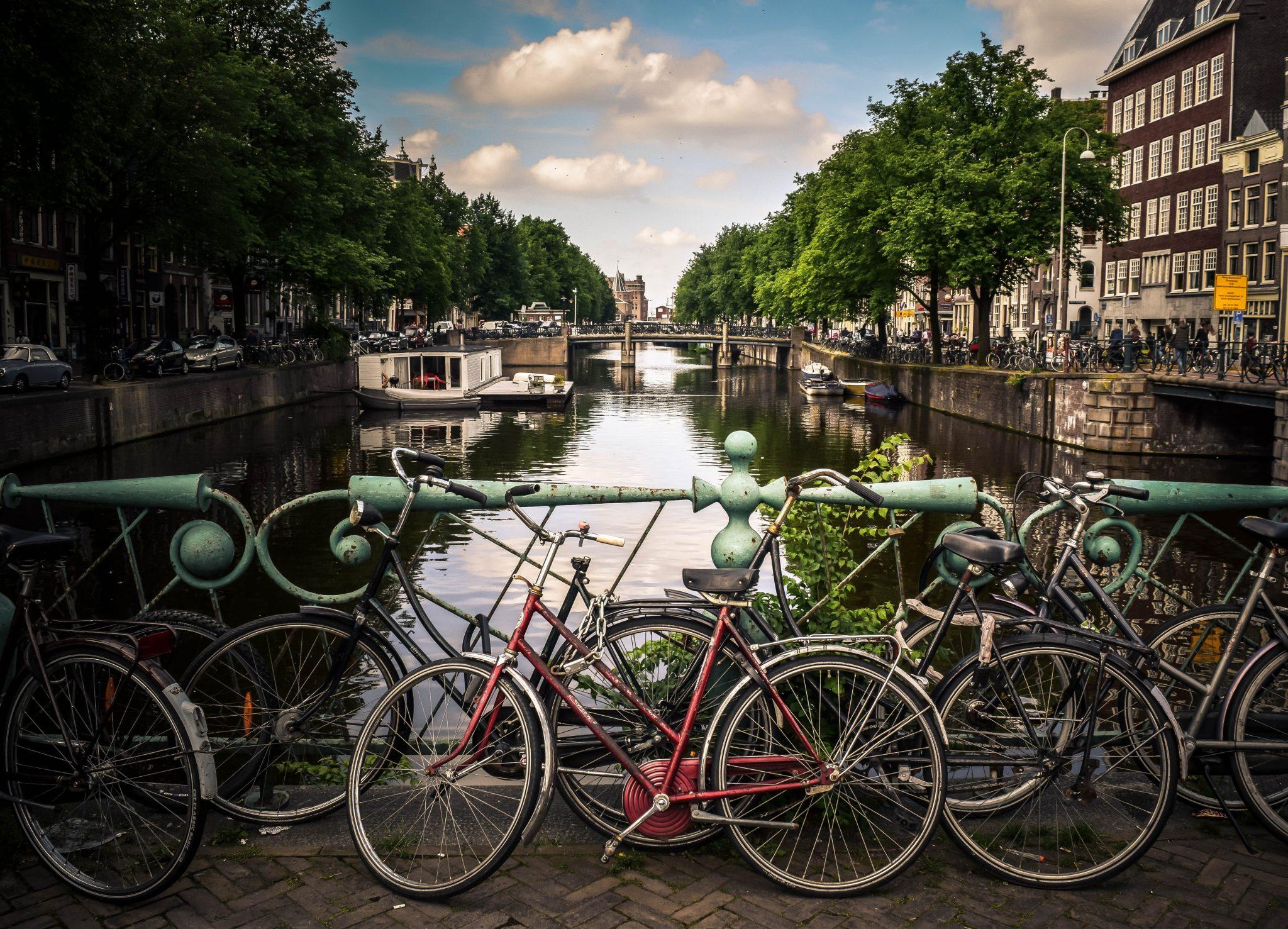 Bike Tour in Amsterdam
