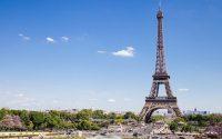 Eiffel Tower - pixabay Free-Photos