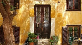 House in Plaka Athens
