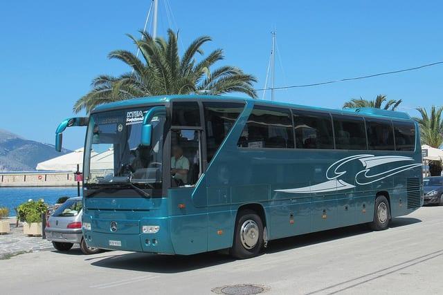 KTEL bus