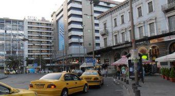 Panepistimiou Street to Omonia