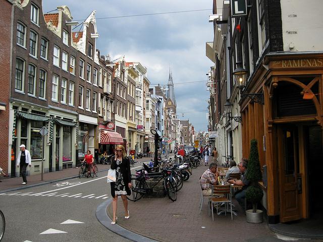 The Haarlemmerdijk
