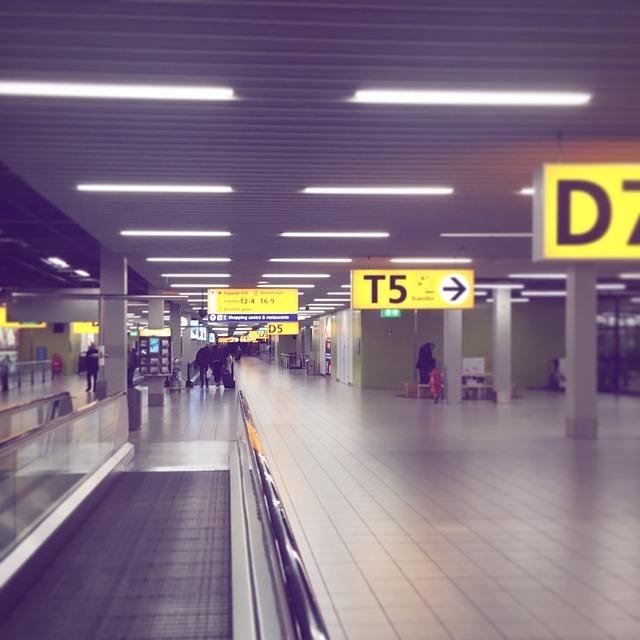airport amsterdam