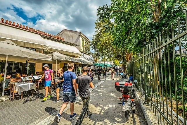 thisio street