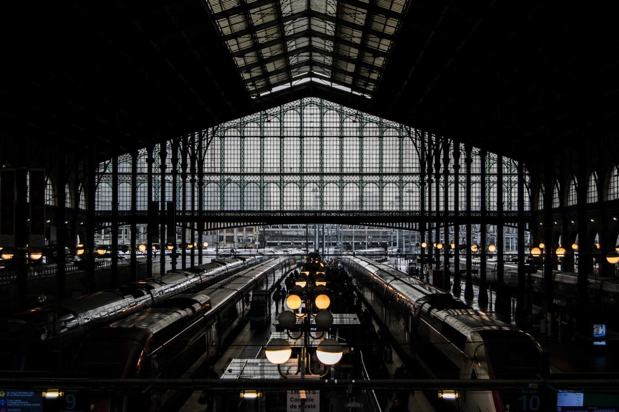 train station Paris