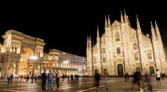 Duomo Piazza - Milan