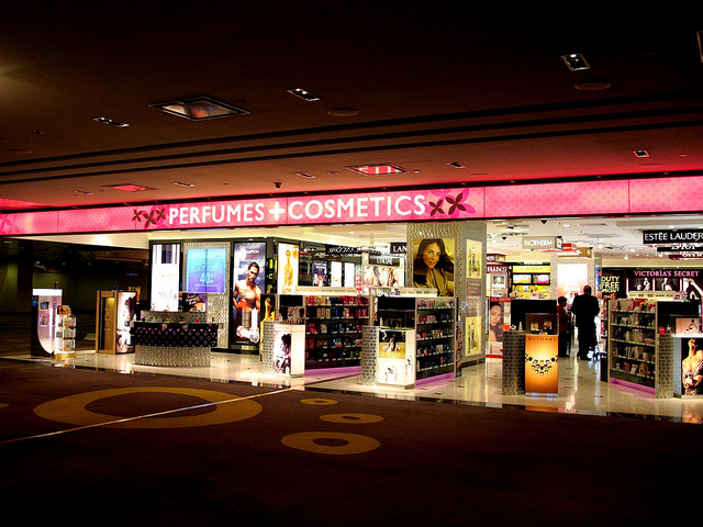 Duty-Free stores