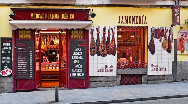 Hamon in Madrid