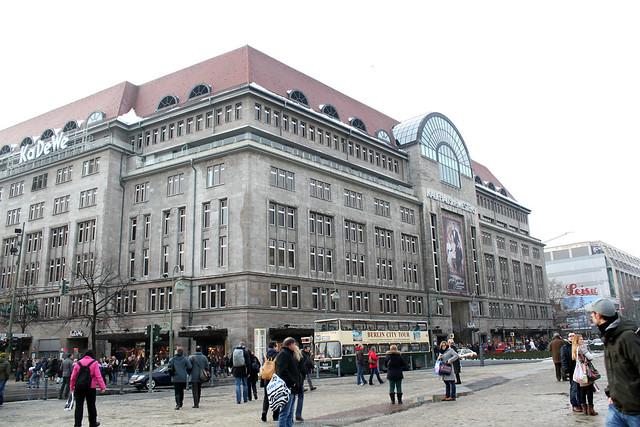 Berlin Kaufhaus des Westens