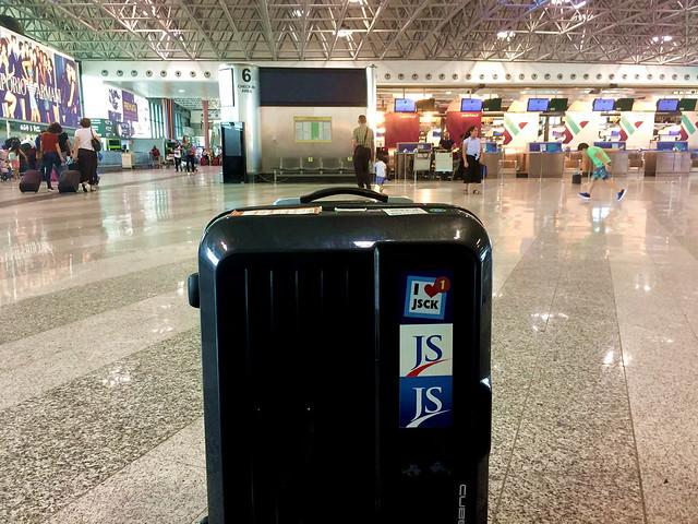 Malpensa Airport luggage