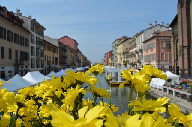 Milan Spring