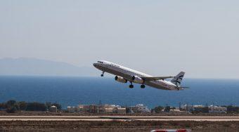 Santorini arrivals