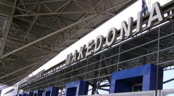 macedonia airport