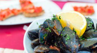 seafood Thessaloniki