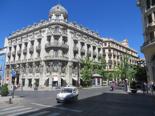 Granada Puerta Real de España