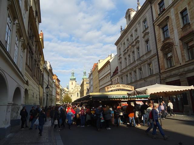 Prague Harvel's Market