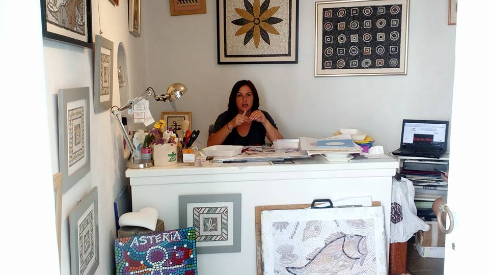 Mykonos Irene Syrianou Asteria